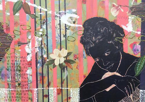 Marita Tobner, Puppenkind, Menschen, Menschen: Frau, Gegenwartskunst, Expressionismus
