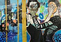 Marita-Tobner-Menschen-Frau-Abstraktes-Gegenwartskunst-Gegenwartskunst