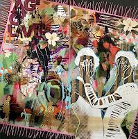 Marita-Tobner-Menschen-Frau-Abstraktes-Moderne-Konkrete-Kunst
