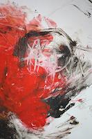 Christine-Bizer-Gefuehle-Freude-Gefuehle-Moderne-Abstrakte-Kunst-Informel