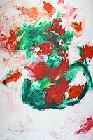 Christine-Bizer-Stilleben-Abstraktes-Moderne-Abstrakte-Kunst-Informel