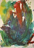 Christine-Bizer-Abstraktes-Gefuehle-Moderne-Abstrakte-Kunst-Informel