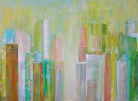 Zvonimir-Brumec-Bauten-Hochhaus-Moderne-Expressionismus-Abstrakter-Expressionismus