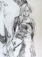 Peter-Vetsch-Menschen-Portraet-Menschen-Frau-Neuzeit-Realismus