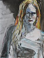Peter-Vetsch-Menschen-Portraet-Menschen-Frau-Gegenwartskunst-Gegenwartskunst