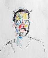 Peter-Vetsch-Menschen-Portraet-Menschen-Mann-Moderne-Moderne