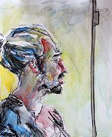 Peter-Vetsch-Menschen-Gesichter-Menschen-Mann-Moderne-Moderne