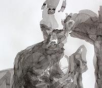 Peter-Vetsch-Menschen-Mann-Menschen-Portraet-Moderne-Moderne