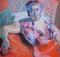 Peter-Vetsch-Menschen-Frau-Menschen-Portraet-Neuzeit-Realismus