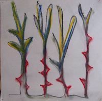 Mirjam-Schadendorf-Pflanzen-Blumen-Moderne-Moderne