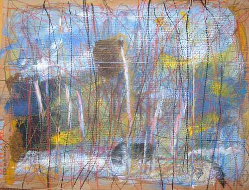 Mirjam Schadendorf, EL 3, Abstraktes, Moderne