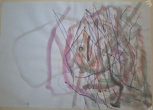 Mirjam Schadendorf, Nr. 2 2019, Abstraktes, Abstrakte Kunst