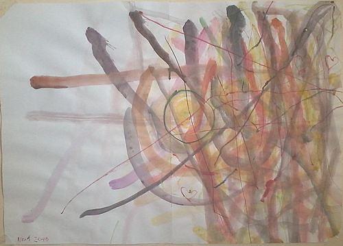 Mirjam Schadendorf, Nr 1 2019, Abstraktes, Abstrakte Kunst