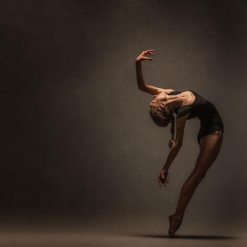 Artclassics, Dance, Menschen: Frau, Bewegung, Abstrakte Kunst, Expressionismus