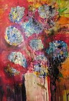 Christine-Steeb-Natur-Pflanzen-Blumen-Moderne-Abstrakte-Kunst