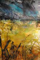 Christine-Steeb-Natur-Landschaft-Sommer-Moderne-Abstrakte-Kunst