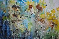 Christine-Steeb-Pflanzen-Natur-Moderne-Abstrakte-Kunst