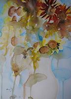 Christine-Steeb-Natur-Pflanzen-Blumen-Gegenwartskunst-Gegenwartskunst