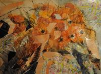 Christine-Steeb-Pflanzen-Blumen-Fantasie-Gegenwartskunst-Gegenwartskunst