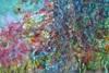 Christine Steeb, Sommergarten, Pflanzen: Blumen, Natur, Gegenwartskunst