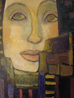 Heidrun-Becker-Abstraktes-Menschen-Moderne-Abstrakte-Kunst