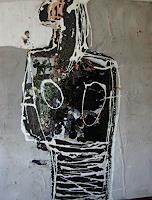 Heidrun-Becker-Menschen-Menschen-Frau-Moderne-Abstrakte-Kunst