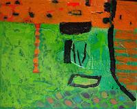 Heidrun-Becker-Landschaft-Landschaft-Fruehling-Moderne-Abstrakte-Kunst