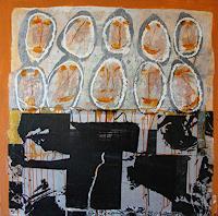 Heidrun-Becker-Fantasie-Fantasie-Moderne-Abstrakte-Kunst