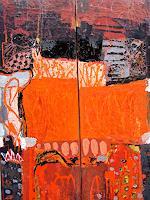 Heidrun-Becker-Fantasie-Abstraktes-Moderne-Abstrakte-Kunst