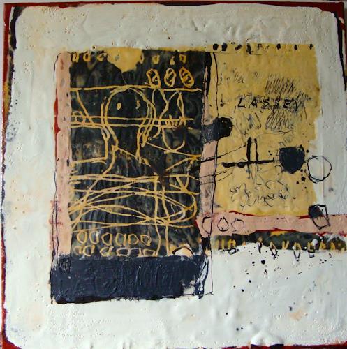 Heidrun Becker, Geschichtet, Abstraktes, Abstraktes, Abstrakte Kunst, Abstrakter Expressionismus