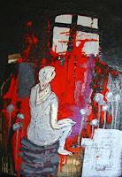 Heidrun-Becker-Menschen-Abstraktes-Moderne-Abstrakte-Kunst