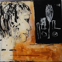 Heidrun-Becker-Menschen-Menschen-Moderne-Abstrakte-Kunst