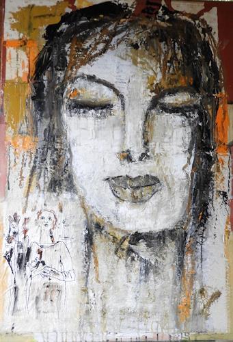 Heidrun Becker, Meditation, Menschen, Menschen, Gegenwartskunst