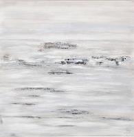 Rosemarie-Salz-Landschaft-Landschaft-Moderne-Abstrakte-Kunst