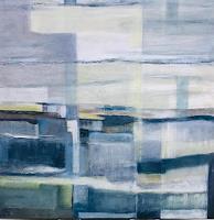 Rosemarie-Salz-Abstraktes-Abstraktes-Moderne-Abstrakte-Kunst