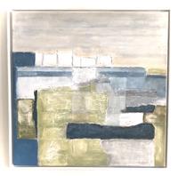 Rosemarie-Salz-Landschaft-See-Meer-Moderne-Abstrakte-Kunst