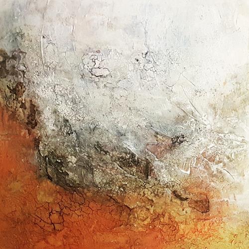 Marina Kowalski, ohne Titel, Abstraktes, Abstrakte Kunst, Expressionismus