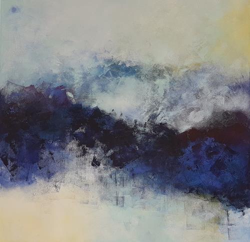 Marina Kowalski, Nordland, Abstraktes, Abstrakte Kunst