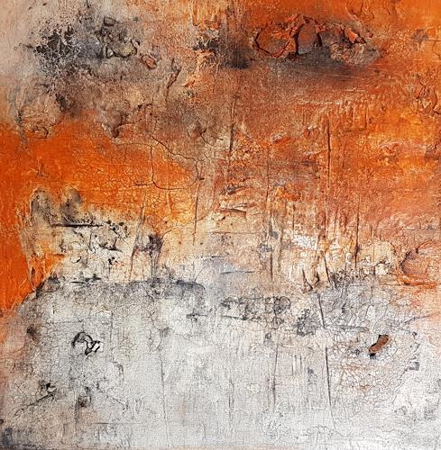 Marina Kowalski, O/T, Abstraktes, Abstrakte Kunst
