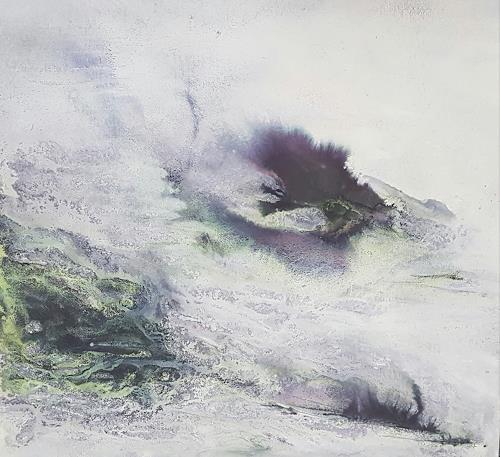 Marina Kowalski, Nimm' s leicht, Abstraktes, Abstrakte Kunst