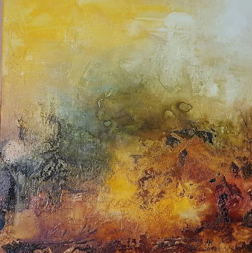 Marina Kowalski, ohne Titel, Abstraktes, Abstrakte Kunst