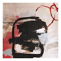 Maria-Martin-Abstraktes-Diverses-Moderne-Abstrakte-Kunst-Informel