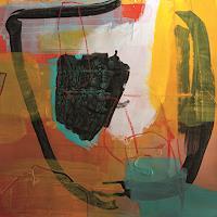 Maria-Martin-Abstraktes-Dekoratives-Moderne-Abstrakte-Kunst-Informel