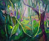 Monika-Dold-Landschaft-Sommer-Landschaft-Sommer-Moderne-Abstrakte-Kunst