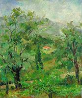 Monika-Dold-Natur-Erde-Landschaft-Sommer-Moderne-Impressionismus