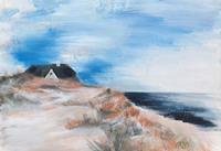 Caroline-Roling-Landschaft-See-Meer-Gegenwartskunst-Gegenwartskunst