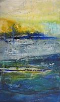 ElisabethFISCHER-Landschaft-See-Meer-Moderne-Abstrakte-Kunst