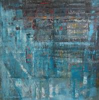 ElisabethFISCHER-Landschaft-See-Meer-Abstraktes-Moderne-Abstrakte-Kunst