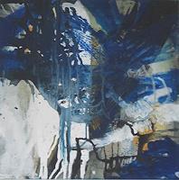ElisabethFISCHER-Landschaft-Sommer-Moderne-Abstrakte-Kunst