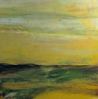 ElisabethFISCHER-Landschaft-Moderne-Abstrakte-Kunst